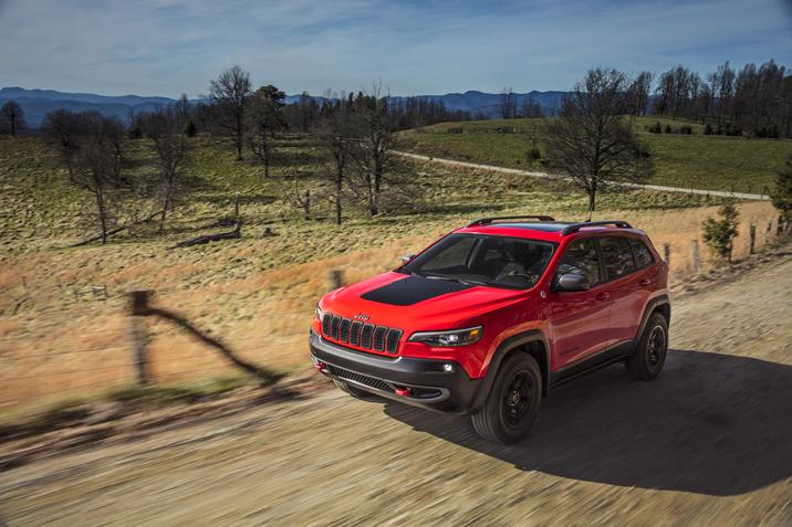 2019 Toyota Rav4 Vs 2019 Jeep Cherokee In Valleyfield Duclos