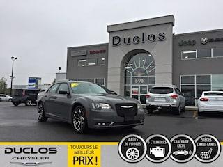 2018 Chrysler 300 S Mags 20 CAMÉRA Bluetooth Cuir Chauff Berline