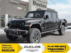 2021 Jeep Gladiator Mojave 4x4 Crew Cab 5 ft. box