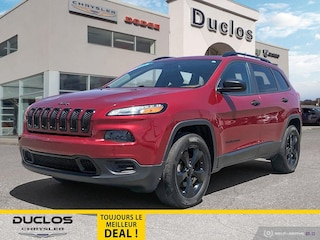 2016 Jeep Cherokee 4WD Altitude Bancs/Volant Chauff Mags Bluetooth VUS