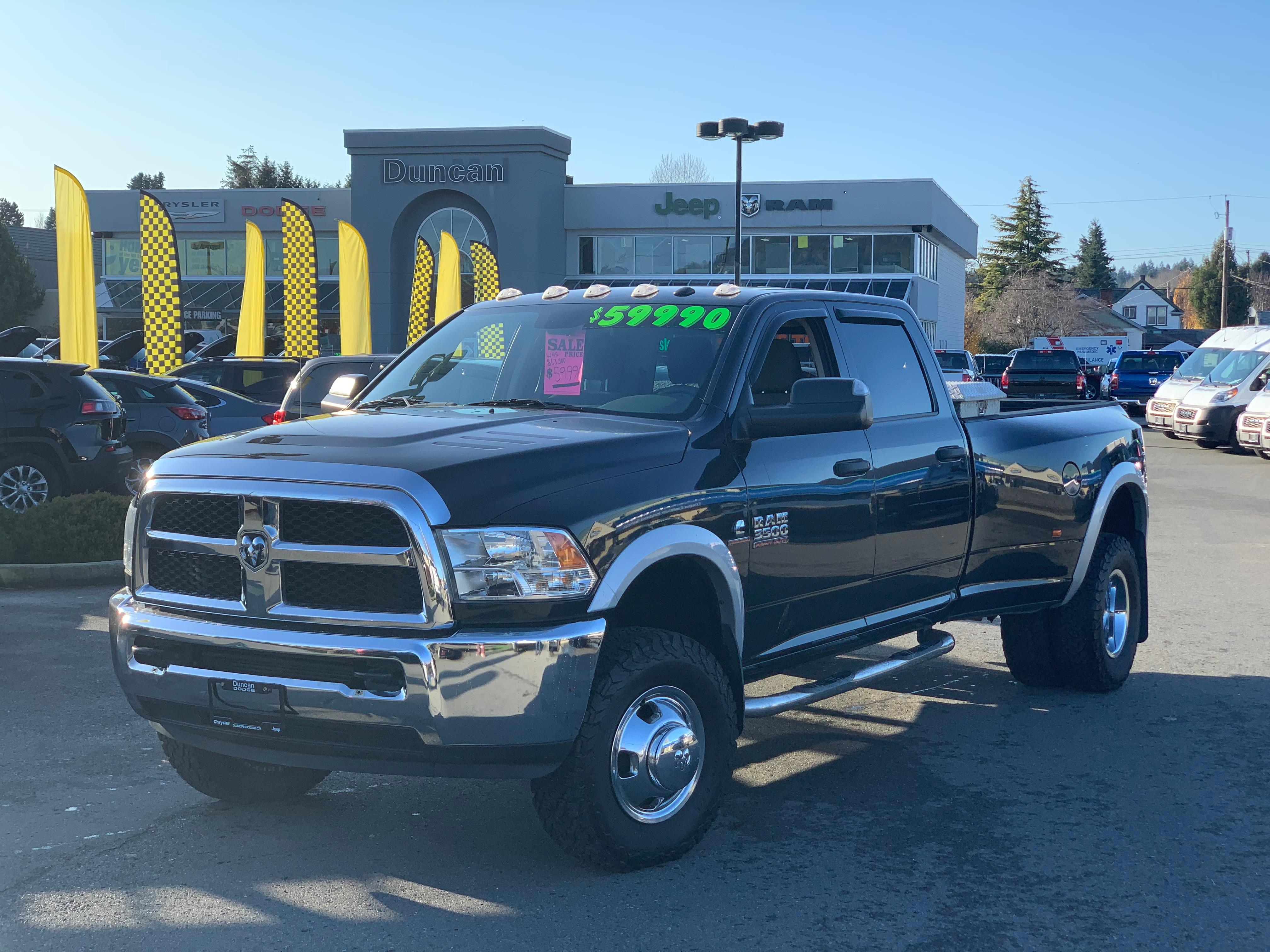 2016 Ram 3500 SLT *NO ACCIDENTS* Truck