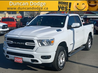 2020 Ram 1500 Big Horn North 4x4 First 3 Payments On Us Truck Quad Cab