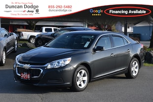 2016 Chevrolet Malibu Limited LT**ONE OWNER**NO ACCIDENTS** Sedan