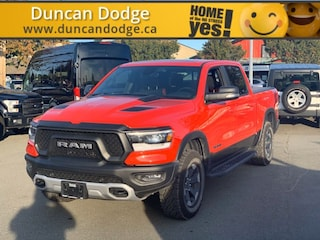 2019 Ram All-New 1500 Rebel *DEMO CLEAROUT* Truck Crew Cab