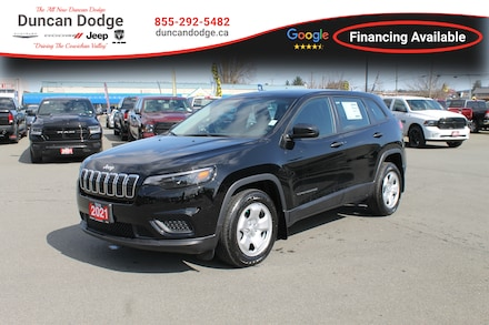 2021 Jeep Cherokee Sport Front-wheel Drive for sale in Duncan, BC