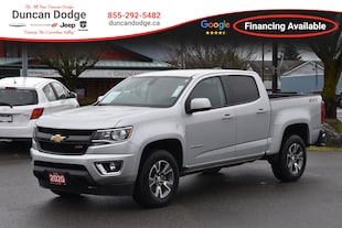 2020 Chevrolet Colorado Z71 **ONE OWNER**NO ACCIDENTS**BC ONLY** Truck