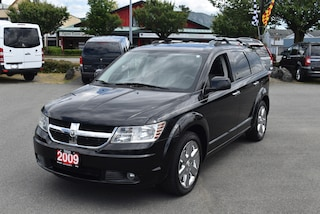 2009 Dodge Journey R/T AWD *LEATHER* SUV