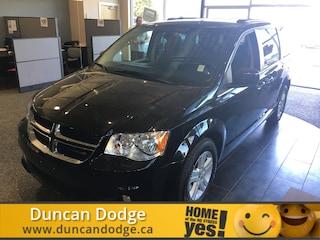 2019 Dodge Grand Caravan Crew Plus Van