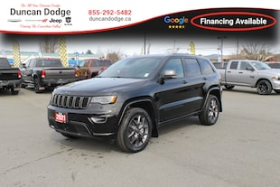 2021 Jeep Grand Cherokee 80th Anniversary Edition **COOLED SEATS**SUNROOF** 4x4