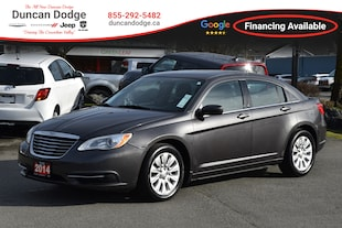 2014 Chrysler 200 LX **ONE OWNER**NO ACCIDENTS**ISLAND OWNED** Sedan
