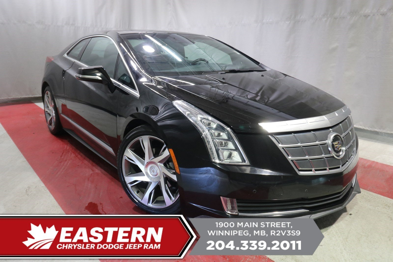 2014 Cadillac ELR 2dr Cpe   Bluetooth   Backup Cam   Coupe
