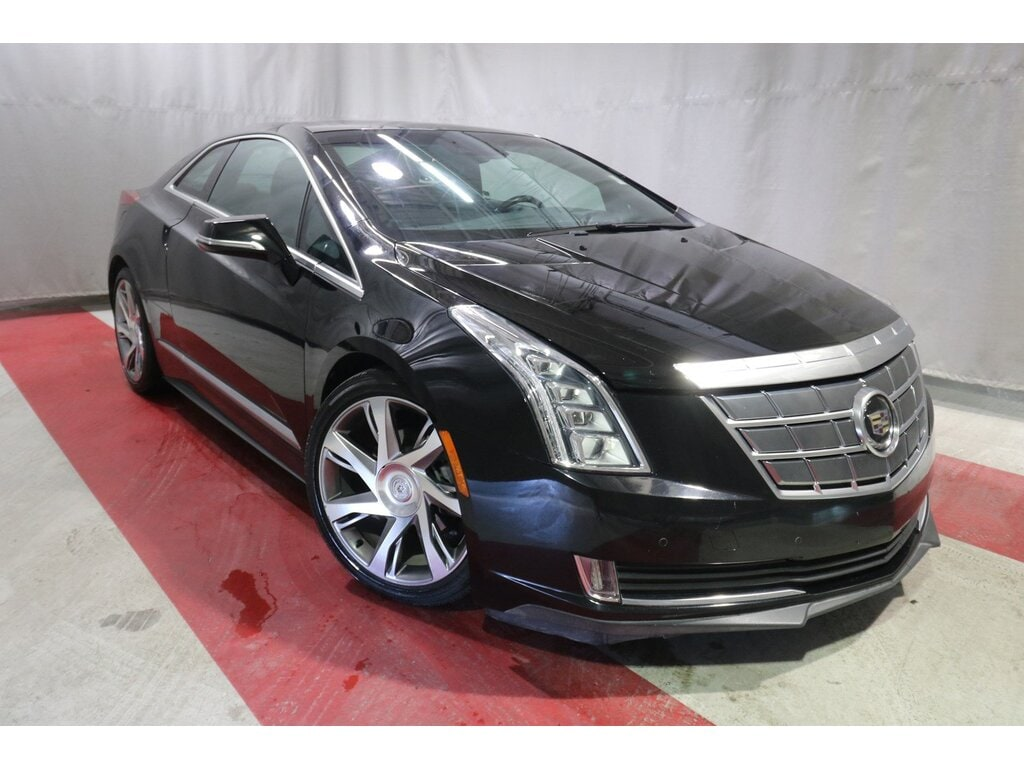 2014 Cadillac ELR 2dr Cpe | Bluetooth | Backup Cam | Heated Seats Coupe