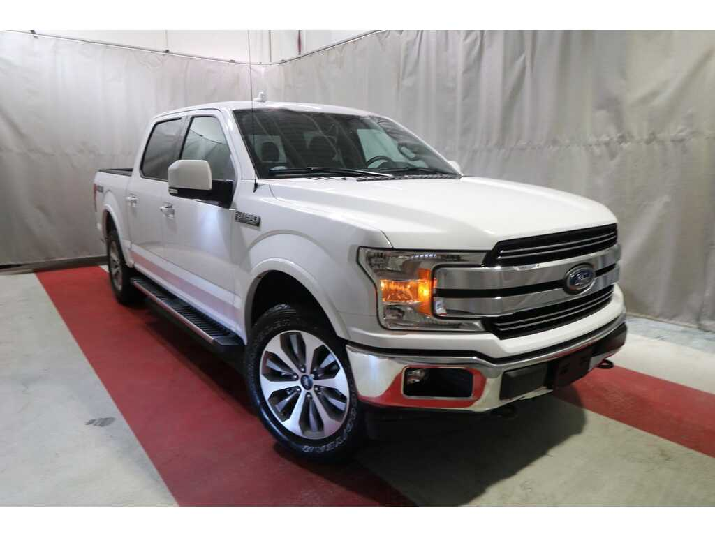 2018 Ford F-150 LARIAT LARIAT 4WD SuperCrew 5.5 Box