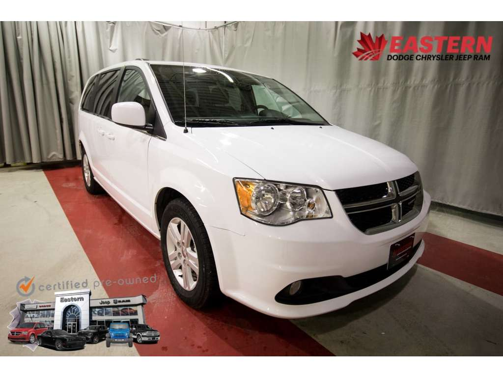 2018 Dodge Grand Caravan Crew Touch Screen LCD Back UP Camera