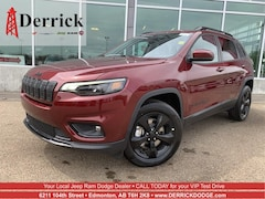 2019 Jeep New Cherokee Altitude SUV
