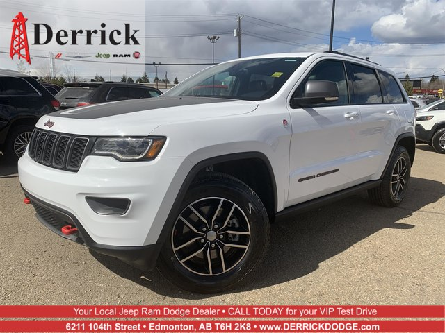 2018 Jeep Grand Cherokee Trailhawk SUV