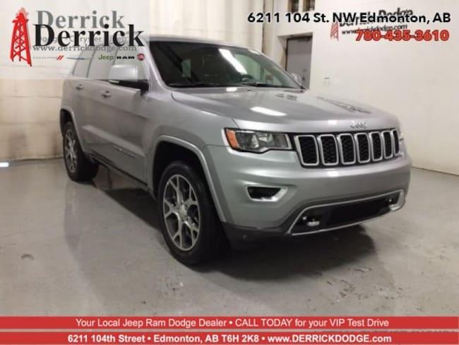2018 jeep sterling edition review
