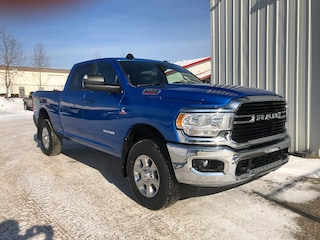 New 2021 Ram 3500 Big Horn 4x4 Crew Cab 6.3 ft. box 149.5 in. WB SRW for Sale in Edson