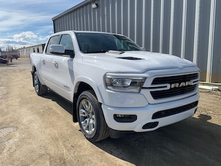 New 2020 Ram 1500 Laramie Camion cabine Crew for Sale in Edson