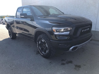 New 2020 Ram 1500 Rebel Truck Quad Cab for Sale in Edson