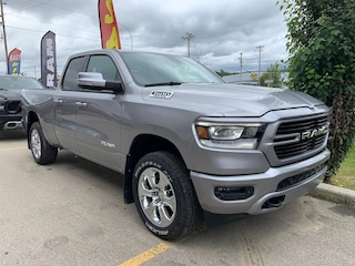 New 2020 Ram 1500 Big Horn North Edition Truck Quad Cab for Sale in Edson