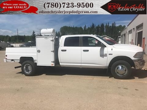 2018 Ram 3500 Chassis ST/SLT Camion cabine Crew
