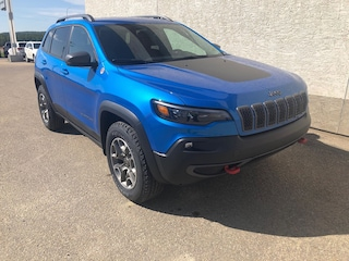 New 2020 Jeep Cherokee Trailhawk SUV for Sale in Edson