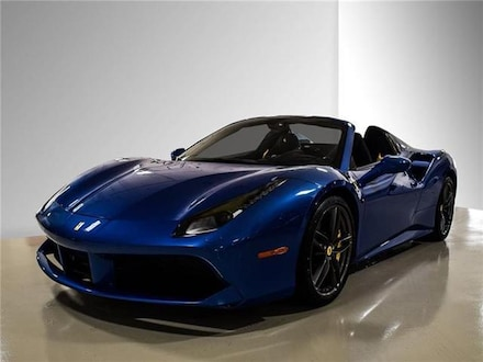 2018 FERRARI 488 SPIDER - CALL TODAY TO SEE THIS CAR!! Convertible