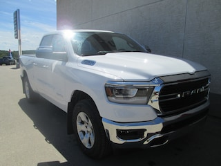 New 2019 Ram 1500 Big Horn Truck Quad Cab for Sale in Edson