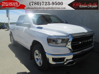 New 2019 Ram All-New 1500 Big Horn Truck Quad Cab for Sale in Edson