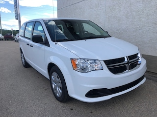 New 2019 Dodge Grand Caravan Canada Value Package Van for Sale in Edson