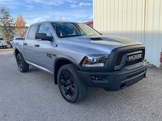 New 2020 Ram 1500 Classic Warlock Truck Crew Cab for Sale in Edson