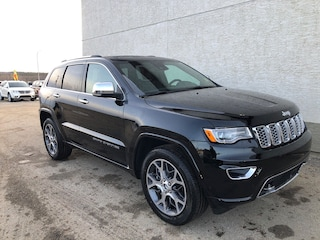 New 2020 Jeep Grand Cherokee Overland SUV for Sale in Edson