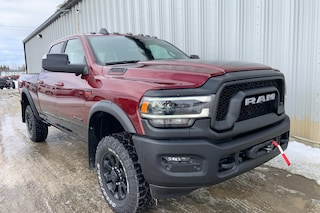 New 2019 Ram New 2500 Power Wagon Truck Crew Cab for Sale in Edson