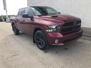 New 2019 Ram 1500 Classic Express Truck Crew Cab for Sale in Edson