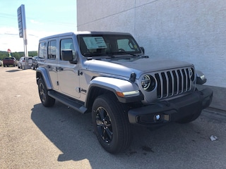 New 2019 Jeep Wrangler Unlimited Sahara SUV for Sale in Edson