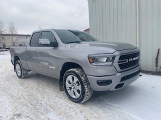 New 2020 Ram 1500 Big Horn North Edition 4x4 Quad Cab 140.5 in. WB for Sale in Edson