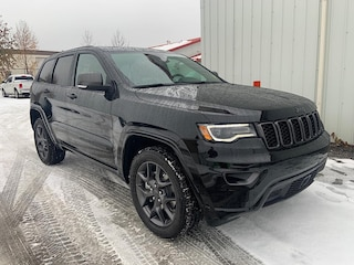 New 2021 Jeep Grand Cherokee 80th Anniversary Edition SUV for Sale in Edson