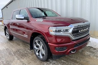New 2020 Ram 1500 Limited Truck Crew Cab for Sale in Edson