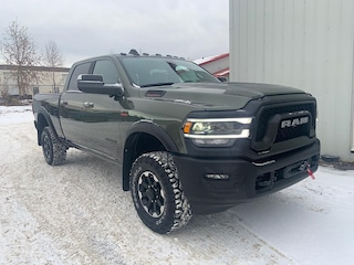 New 2020 Ram 2500 Power Wagon Truck Crew Cab for Sale in Edson