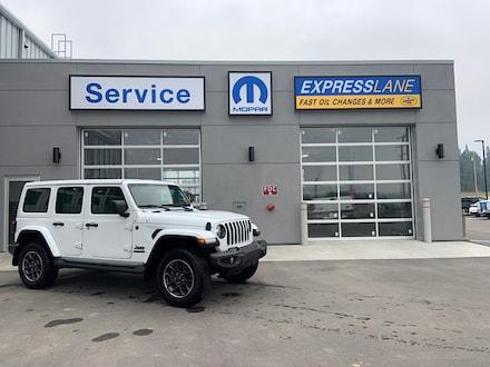 2021 Jeep Wrangler Unlimited Sahara Sport Utility