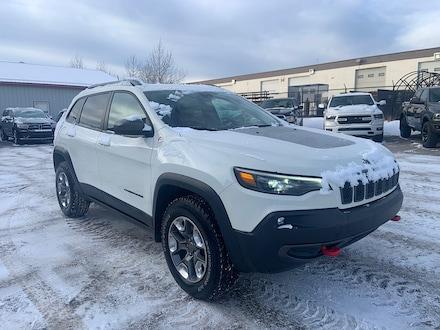 2019 Jeep Cherokee Trailhawk - Navigation SUV