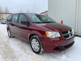 New 2020 Dodge Grand Caravan Canada Value Package Van for Sale in Edson