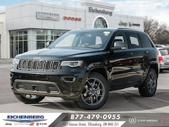 2021 Jeep Grand Cherokee 80th Anniversary Edition 4x4