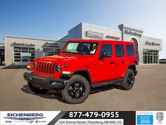 2021 Jeep Wrangler Unlimited Sahara Altitude SUV