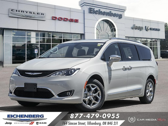 2019 Chrysler Pacifica Limited Van