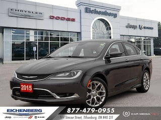 2015 Chrysler 200 C *ALL WHEEL DRIVE* Sedan