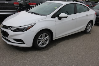 2017 Chevrolet Cruze LT *LOW PAYMENTS* Sedan