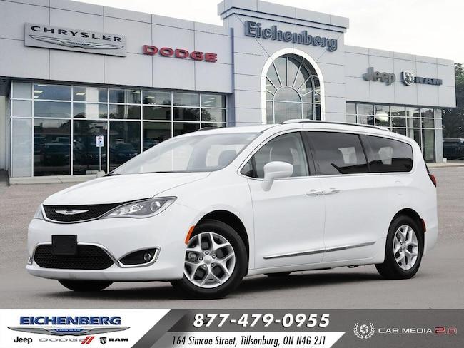 2018 Chrysler Pacifica Touring-L Plus *DUAL ENTERTAINMENT* Van Passenger Van