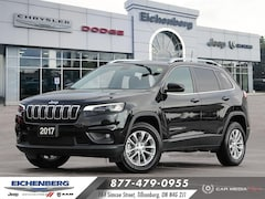 2019 Jeep New Cherokee North 4X4 *SERVICE LOANER* SUV